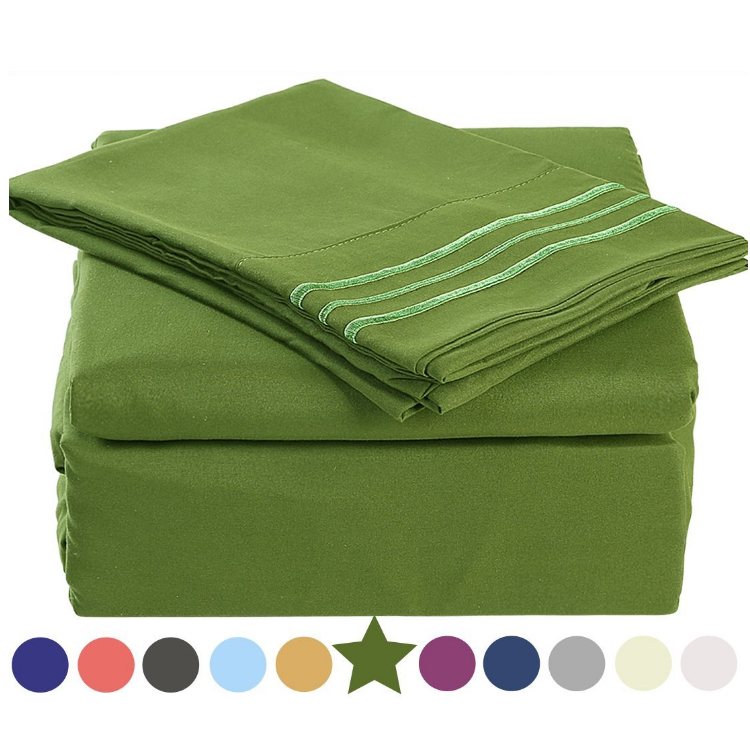 Buy Cheap Bed Sheets from Stores that Selling Microfiber Sheets
