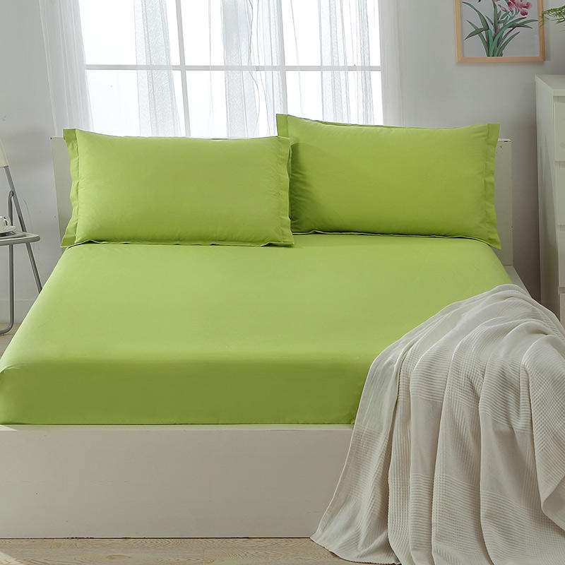 Cheap Cotton Bed Set , Solid Cotton Bedding Sets from China