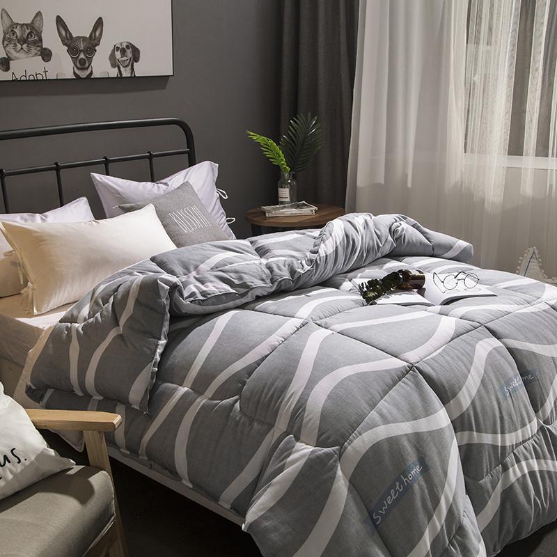 Cheap Price Polyester Fiber Fill Duvet and Comforter