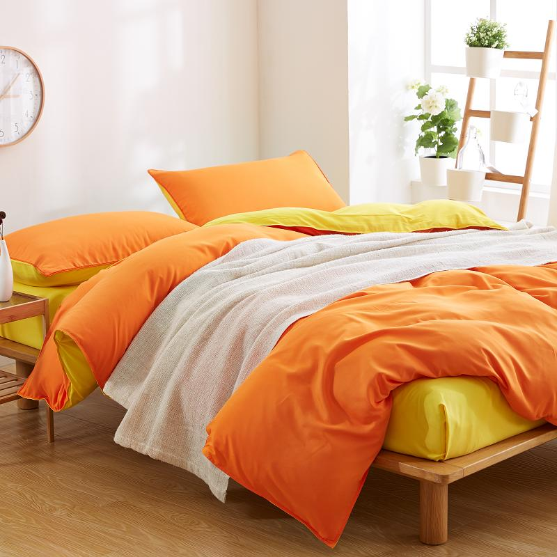 Solid Duvet Covers Twin XL ,Microfiber Polyester Various Colors