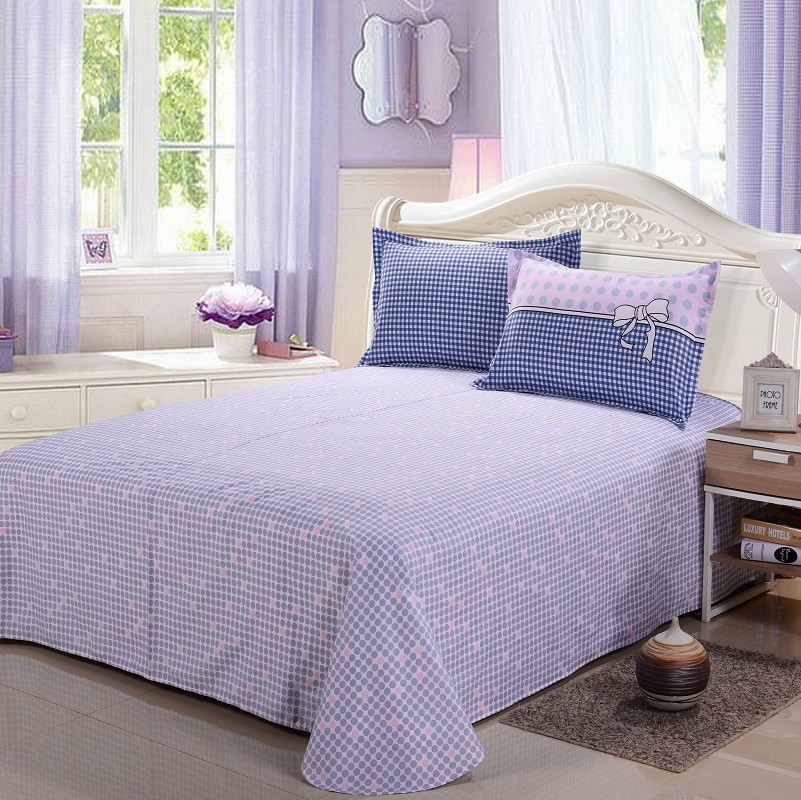 Cheap Cotton  Bedding Bed Sheets Sets Sale from China Factory