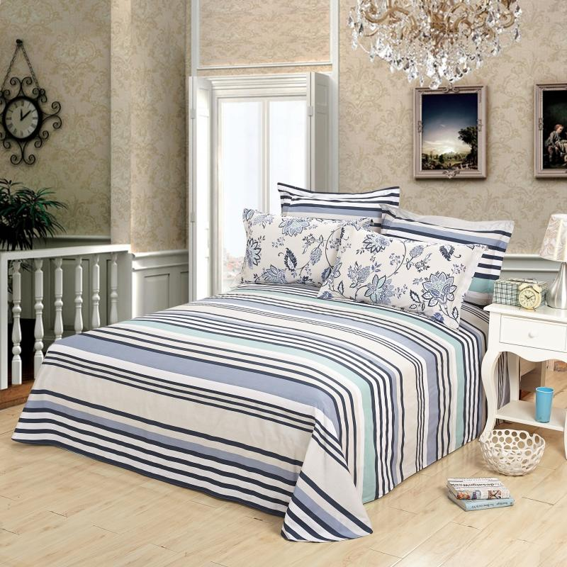 Sale on Cheap Bedroom Sheet Sets in Printed Cotton