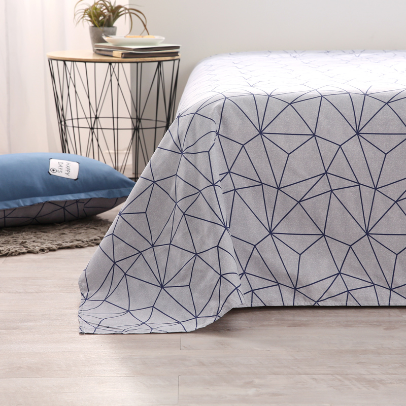 Bedsheetwith Comforter in Cheap Price Printed Polyester by China Supplier